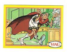 Asterix , la collection , Cesar , Caesar , base card # 8, Viau