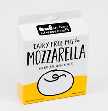 Keto snacks: Dairy Free low carb mozzarella cheese powder mix 2 ct (3 carbs)
