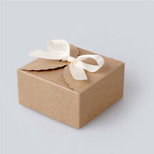 10Pcs Candy Box Wedding Gift Bakery Cookie Favor Packaging Mini Favor Box