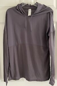 FABLETICS Cashel Hoodie Pullover Top Long Sleeve Running Shirt Women's Large L