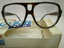 Vintage Bausch & Lomb Eye Protection for Racquet Sports Glasses Carmel in Color