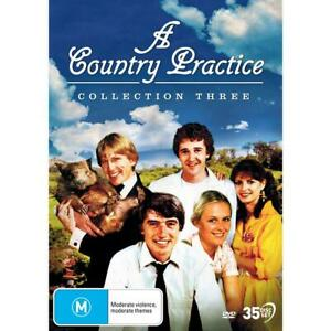 A COUNTRY PRACTICE - COLLECTION 3 (DVD, 35-Disc) BRAND NEW / SEALED R4
