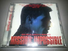 MISSION IMPOSSIBLE Soundtrack ADAM CLAYTON MASSIVE ATTACK PULP BJÖRK SKUNK