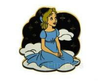 Disney Pin 75698 PT52 Series Wendy Movie Film Peter Pan Mystery collection LR