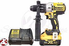 """DeWalt DCD996B 20V MAX Lithium XR 1/2"""" Brushless 6.0 Ah 3-Speed Hammer Drill Kit"""