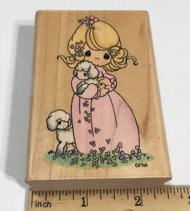 Stampendous Precious Moments My Shepherd Rubber Stamp UM009