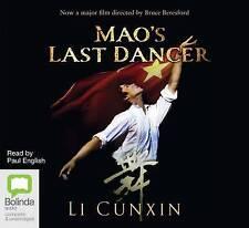 Mao's Last Dancer by Li Cunxin (CD-Audio, 2009)