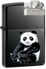 Zippo 150 panda Lighter with PIPE INSERT PL