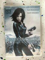 Underworld Evolution DVD Kate Beckinsale Scott Speedman Vampiri Hombres Lupo Am