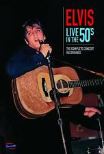ELVIS LIVE IN THE 50s - COMPLETE CONCERT RECORDINGS SET- New & Sealed **********