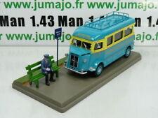 PU14T voiture 1/43 Eligor CITROËN : Type HZ excursion touristique