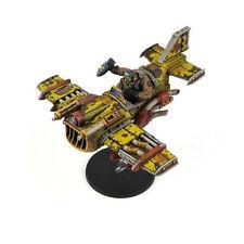 Ork War2 Spitfire Assault Speeder Jäger Flugzeug Kromlech