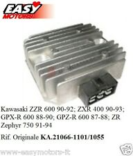 RIDUTTORE REGOLATORE DI TENSIONE KAWASAKI ZXR 400c ZZR GPX GPZ-R 600