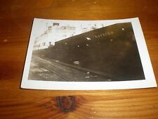 Old Photo SS Lufoten c1940s