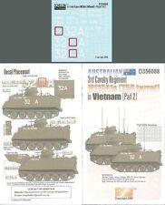 Echelon 1/35 #D356088 Australian 3rd CAV Rgt M113A1s (T50 tourelle) Vietnam Pt.2