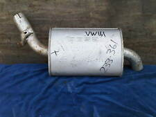 VW GOLF 1.8 GTi 1984 TO 1991 CENTRE EXHAUST SILENCER