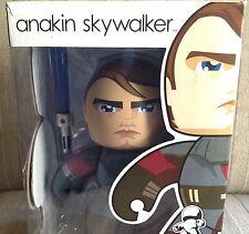 Mighty Muggs Anakin Skywalker Clone Wars Star Wars Jedi designer vinyl
