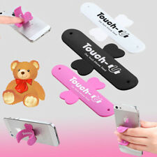 New Mobile Phone Bracket Smartphone Touch U Silicone Stand Holder Sticks