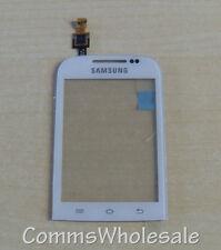 Genuine Samsung Galaxy Chat GT-B5330 Touch Screen Glass Digitizer White - NEW