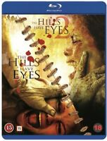 Hills Have Eyes 2 Movie Set Blu Ray