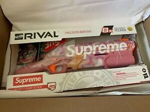 Supreme/NERF Rival Takedown Blaster (Pink) *In-Hand*READY TO SHIP!