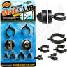 MagClip Aquarium/Tank /Probe/Tube/Heater Holder Magnetic Suction Cup/Clip Set