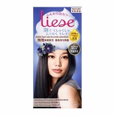 Kao Liese Bubble Hair Dye Hair Color ( Natural Black) New 1pc