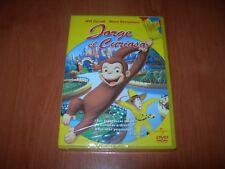 JORGE EL CURIOSO DVD (PAL ESPAÑA PRECINTADO)