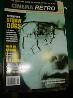 CINEMA RETRO ISSUE 26 2013 issue (straw dogs cover )