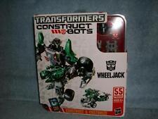 Wheeljack Transformers Construct Bots Customize 55 pcs Hasbro 2013 New Sealed