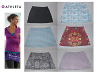 New Athleta Women's Polyester/Spandex Stretch-in Running Skirts Bottoms