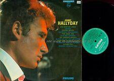 LP--JOHNNY HALLYDAY--MONO--SAME--PHILIPS--FRANCE