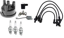 Complete Tune up Kit Ford 3600V, 4000SU, 4600SU, 550 with 3 Cylinder Distributor