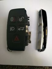 NEW LAND ROVER LR4 RANGE EVOQUE SPORT 5 BUTTON REMOTE SMART KEY FOB CASE SHELL