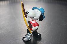 Figurine Vintage - SNOOPY Figurine 6.5 cm - COLLECTION United Feature 1958/66