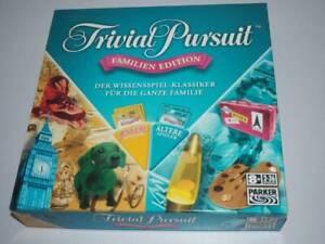 Trivial Pursuit Familien-Edition - Hasbro Parker