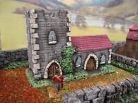 G15 European Church buildings. For wargames scenery and terrain buildings