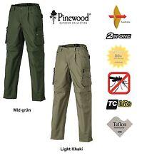 "Pinewood  ""Sahara"" Zip-Off Outdoor-Hose, atmungsaktiv, Mosquitodicht"