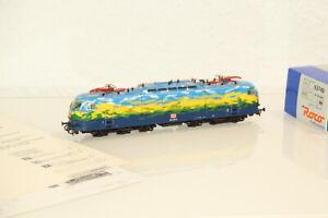 Roco H0 63740 E-Lok BR 103 220-0 Touristik Club DB mit DSS + NEM in OVP LA4855