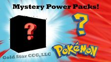 Pokemon Mystery Power Packs - 5 Boosters & 2 Coins - 1:3 Chance at Vintage Pack!