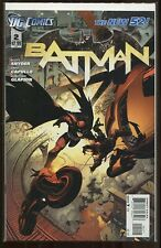 BATMAN THE NEW 52 #2 NEAR MINT 2011 (2nd SERIES 2011) DC COMICS