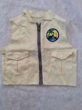 Viacom Diego Fantasy Play Costume toy Vest Dora The Explorer