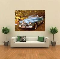 OLD TIMER CLASSIC CAR NEW GIANT POSTER WALL ART PRINT PICTURE G169
