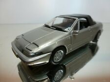 AHC MODELS  VOLVO 480 CABRIOLET limited edition - METALLIC 1:43 - EXCELLENT - 5