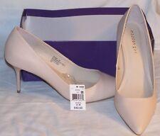 Madden Girl Womens Shoes Pumps BaeBae Sz 11 M Nude Paris