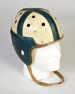 Antique Vintage Football Helmet Spalding 63 FII M