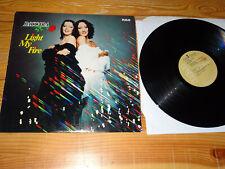BACCARA - LIGHT MY FIRE / ITALY-RCA-VINYL-LP 1978 (VINYL MINT-)