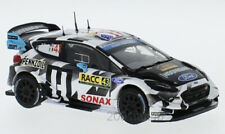 IXO Ford Fiesta WRC 43 K.Block - A.Gelsomino, Rally RACC Catalunya 1/43 Maqueta de Coche - Multicolor (RAM688)