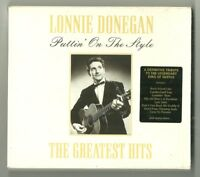 Lonnie Donegan - 'Puttin' On the Style: The Greatest Hits'