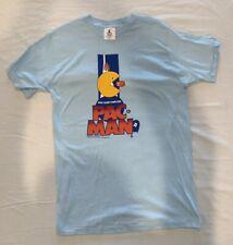 Pac Man Vintage Shirt Medium 1982